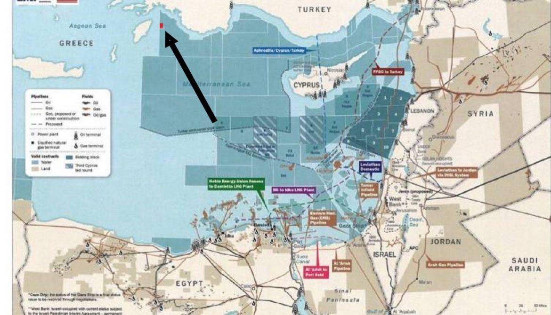 """Εφαρμογή του """"χάρτη Μπάϊντεν"""" και η νέα τουρκική Navtex"""