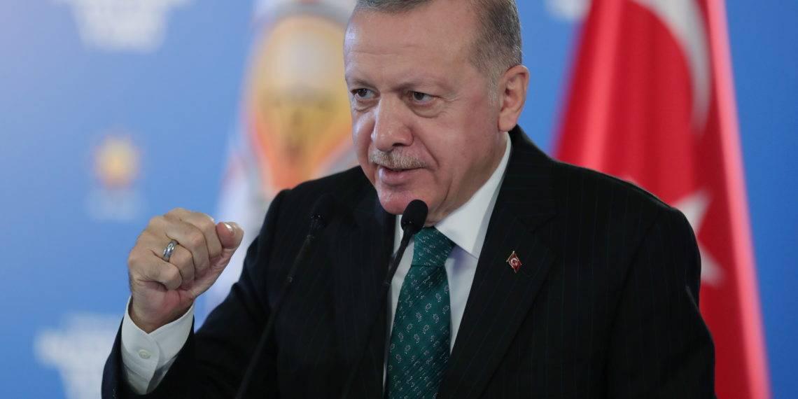 """Ο Ερντογάν παίζει το """"χαρτί"""" της ΑΟΖ με Παλαιστίνιους"""