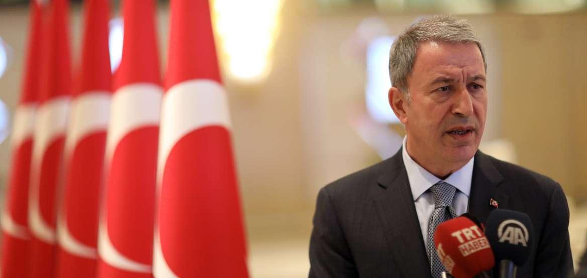 Νέα επίθεση Ακάρ στην Ελλάδα και βόμβα Ερντογάν για την Κύπρο