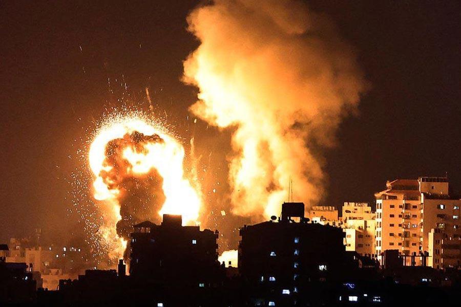 «Κόλαση» σε Ισραήλ – Γάζα: Δεκάδες νεκροί το βράδυ και νέες επιθέσεις