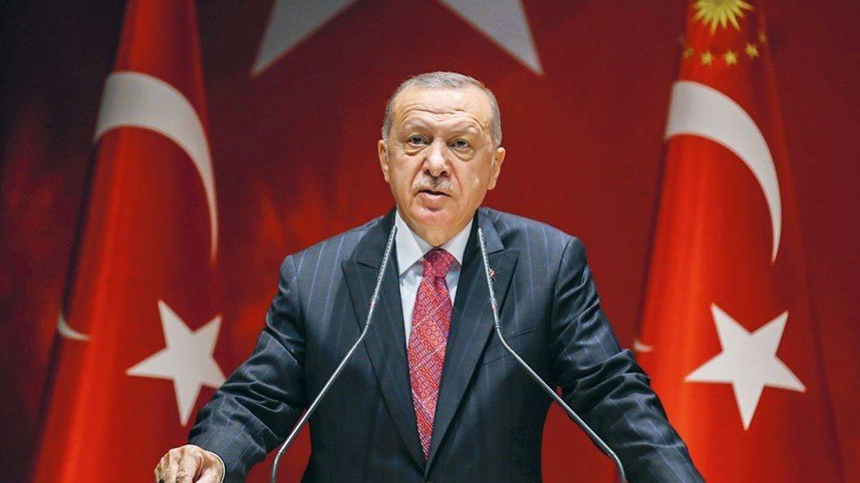 """Ερντογάν: """"Όπως στηρίξαμε το Αζερμπαϊτζάν θα στηρίξουμε και τους Παλαιστίνιους έναντι του Ισραήλ"""""""