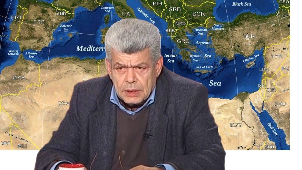 «Η Τουρκία ανακοινώνει γεωτρήσεις στην Κρήτη και εμείς συναντάμε τον ΥΠΕΞ της»
