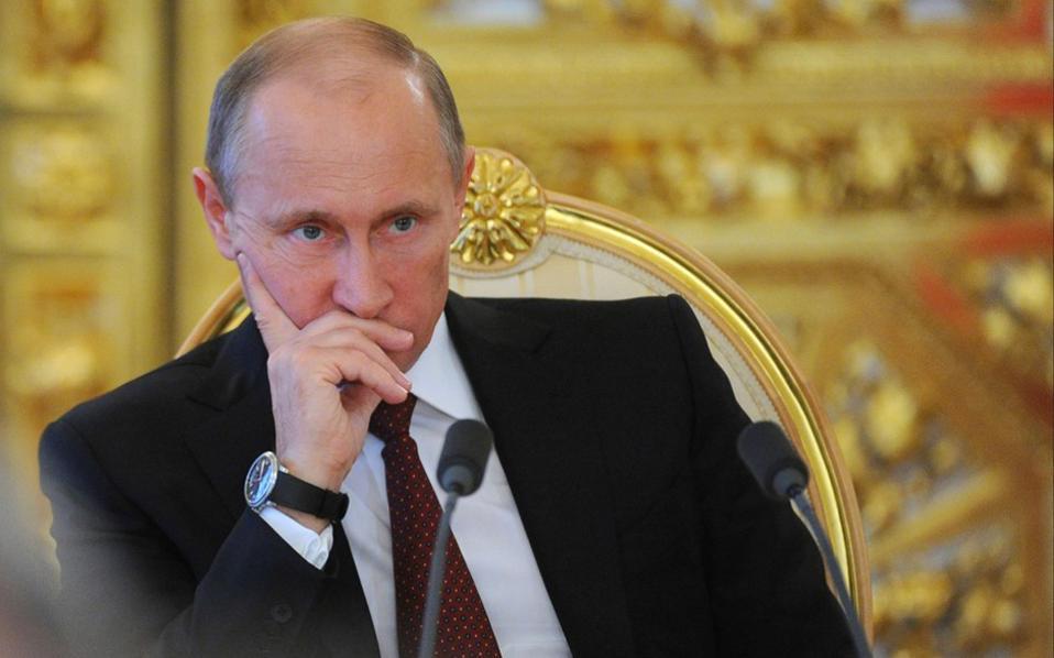 """Το """"μήνυμα"""" Πούτιν προς την ΝΑ πτέρυγα του ΝΑΤΟ μέσω Ελλάδας"""