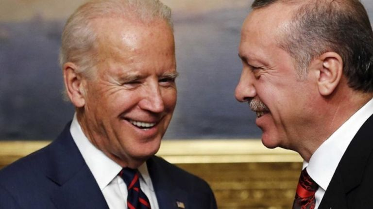 Τι θα συζητήσουν Μπάιντεν και Ερντογάν
