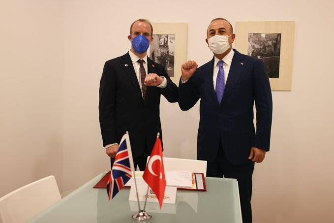 Η Αγγλία υπέρ της Τουρκίας, ιδού η απόδειξη