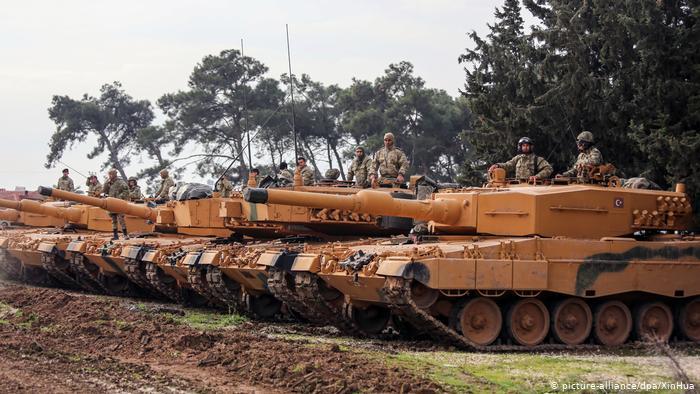 Απορρίφθηκαν από το γερμανικό κοινοβούλιο προτάσεις της αντιπολίτευσης για εμπάργκο όπλων προς την Τουρκία