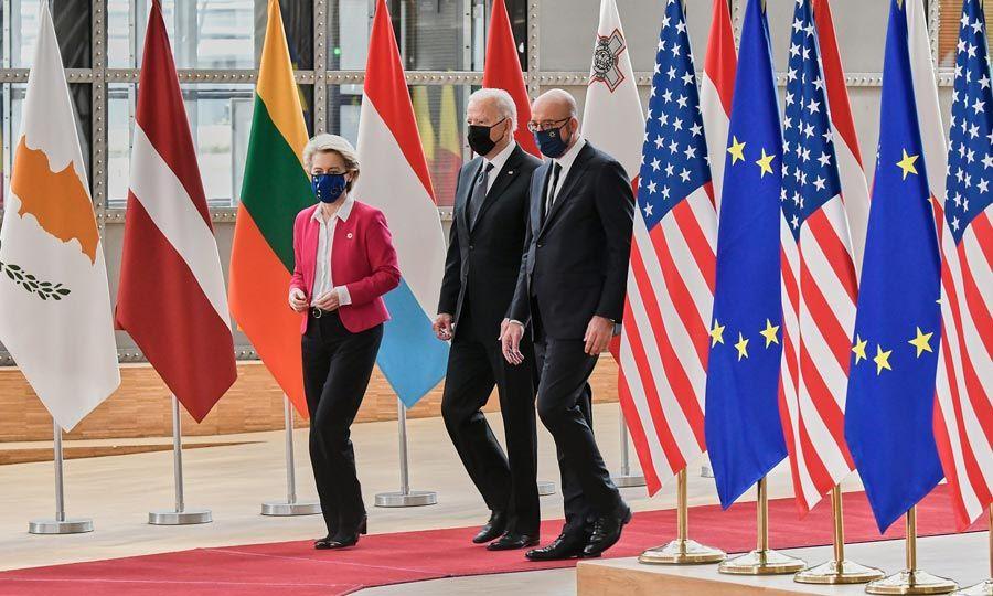 Το κείμενο συμπερασμάτων ΗΠΑ-ΕΕ εδραιώνει και επεκτείνει την δυτική παγκοσμιοποίηση