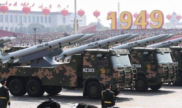 Στρατιωτικοί επιστήμονες στην Κίνα βελτιώνουν με λέιζερ τις ταχύτητες υπερηχητικών πυραύλων και αεροπλάνων