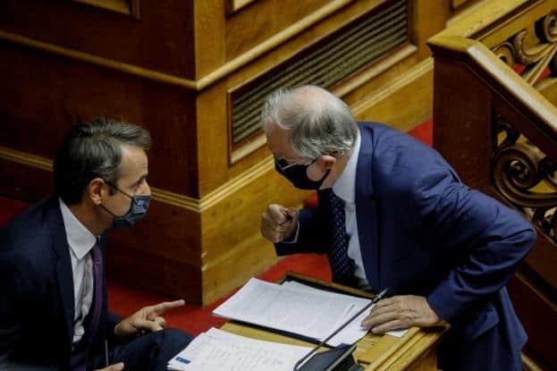 Κύριε Πρόεδρε της Βουλής, τι θα κάνετε με εκείνες τις δύο προτάσεις της Ελληνικής Λύσης;