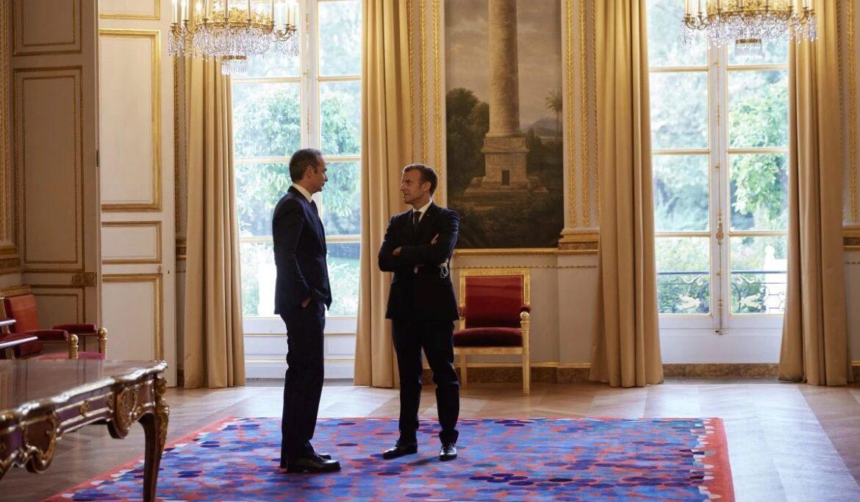 Ελλάς-Γαλλία συμμαχία: Τι προβλέπει η συμφωνία σε άμυνα και εξωτερική πολιτική