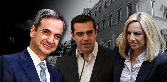 Δεν έρχεται συγκυβέρνηση ΝΔ, ΣΥΡΙΖΑ, ΚΙΝΑΛ, ήδη συγκυβερνούν