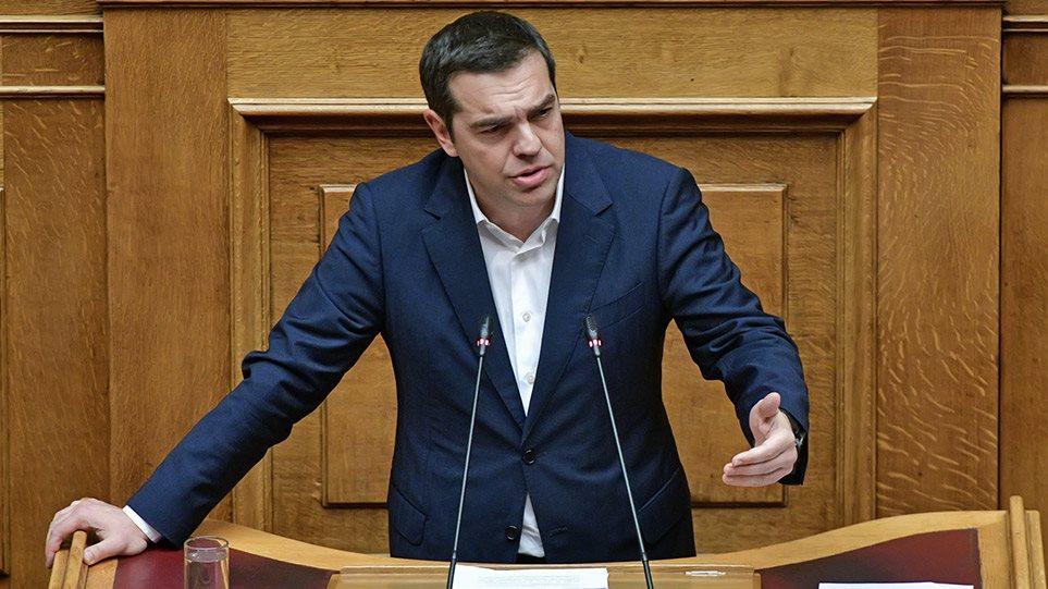 Ο Τσίπρας δεν πρόκειται να ξαναγίνει πρωθυπουργός